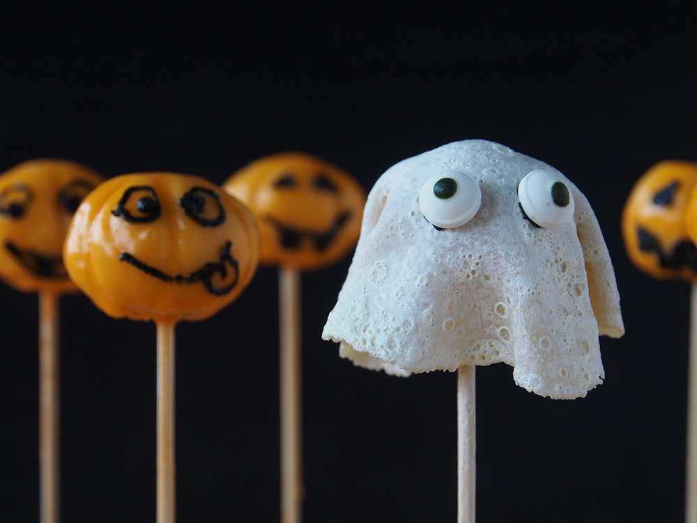 Halloween-Cake Pops