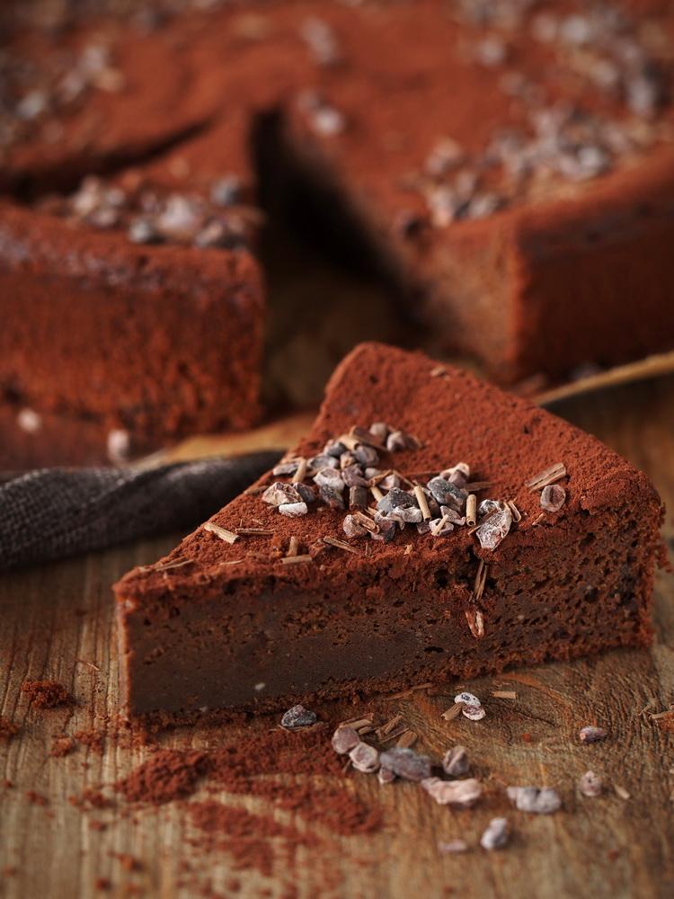 Schokoladentrüffel-Kuchen