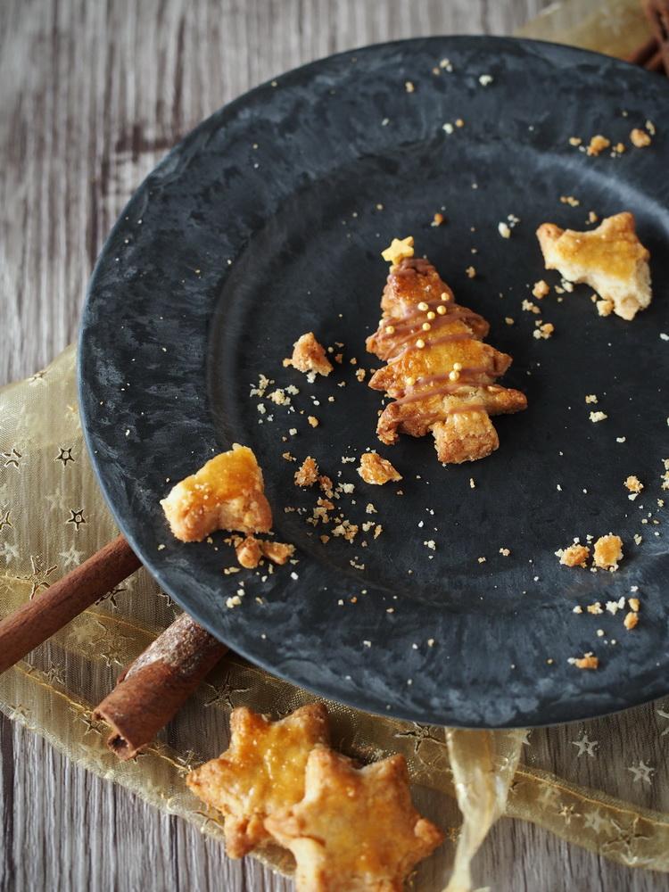 Knusprige Mandel-Kekse
