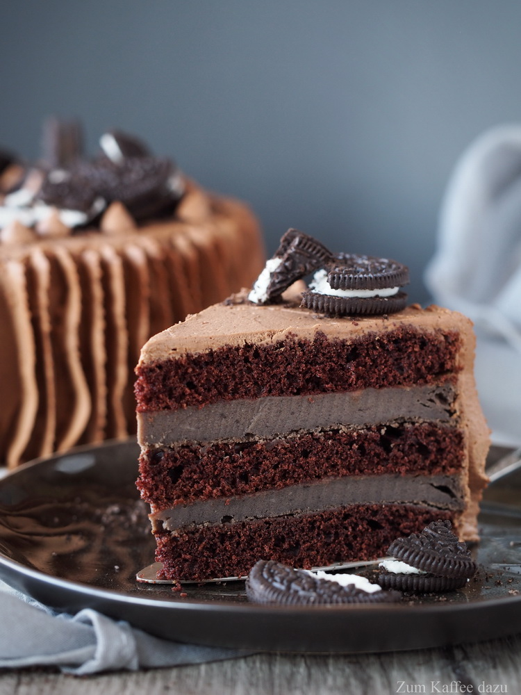 Oreo-Cheesecake-Torte