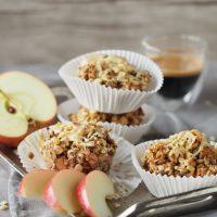 Apfel-Müsli-Muffins