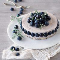 Blaubeer-Cheesecake