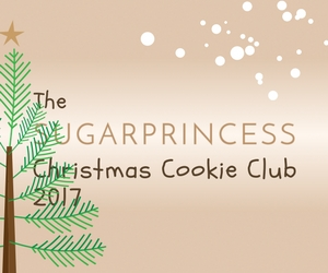 Sugar Princess Christmas Cookies Club