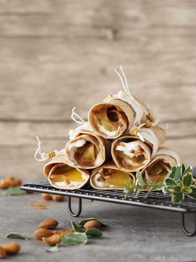 Apple Pie Wraps